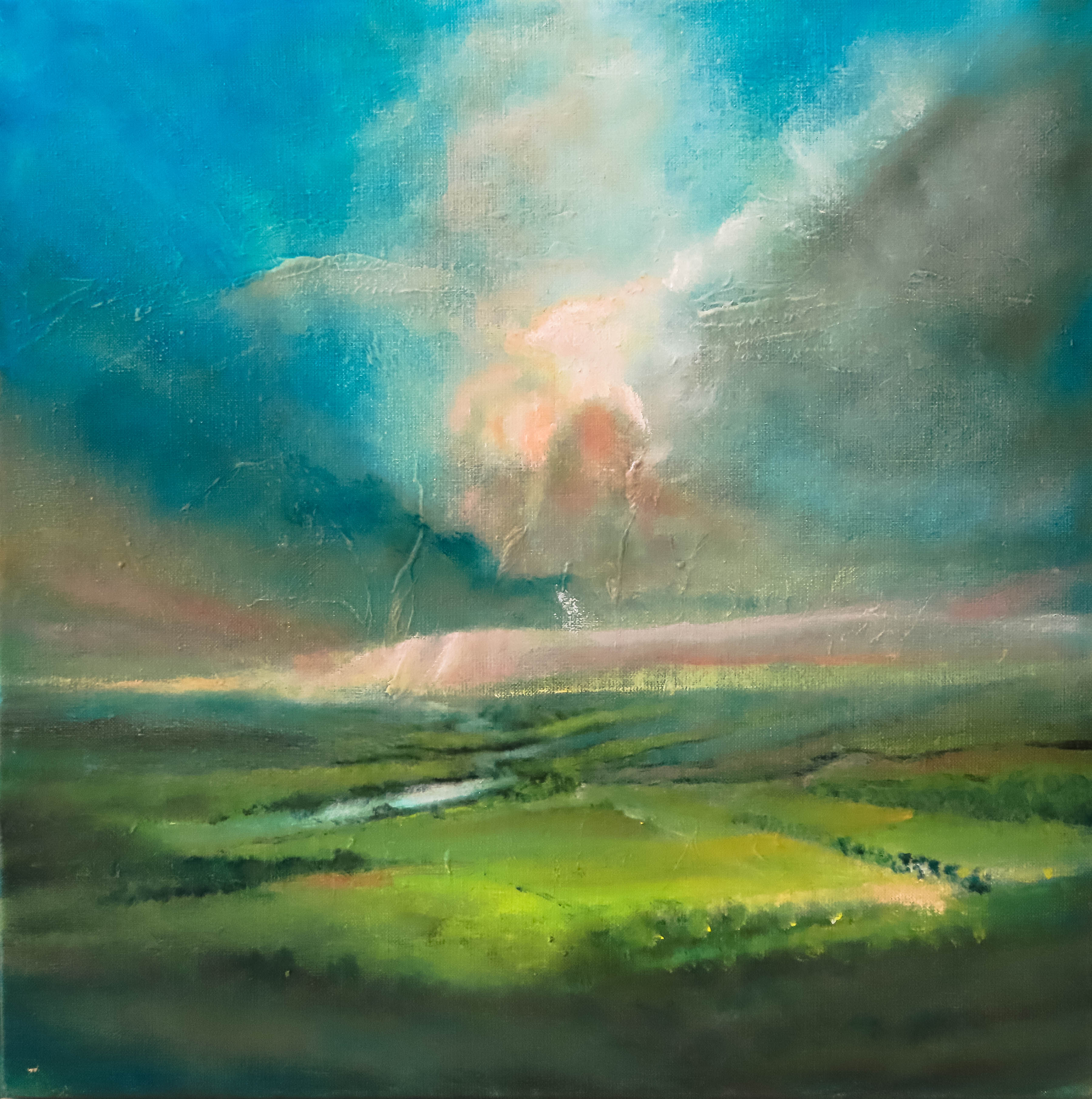 Skyscape IX - A storm is coming